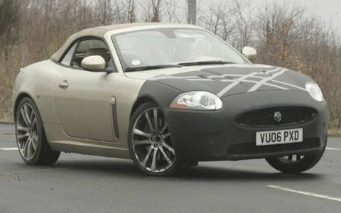 A 420-hp supercharged 4.2-liter V8 will power the XKR, pushing an aluminum chassis and body weighing 200 pounds less than the old model. Though Jag expects the car to compete with the BMW M6 and Mercedes-Benz SL55 AMG, the real race for performance luxury will begin when Jaguar debuts its rumored XKR-R in 2007—boasting in excess of 450 horsepower.