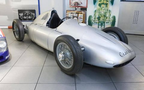 Cistalia Grand Prix Kennwagen 1947/1949