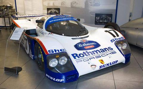 Porsche Type 962C 1987