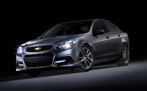 The 2014 Chevy SS will cost $44,470.