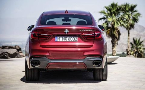 Prices are not expected to increase much on the outgoing first generation X6, which starts at $60,800 for the existing entry level model.