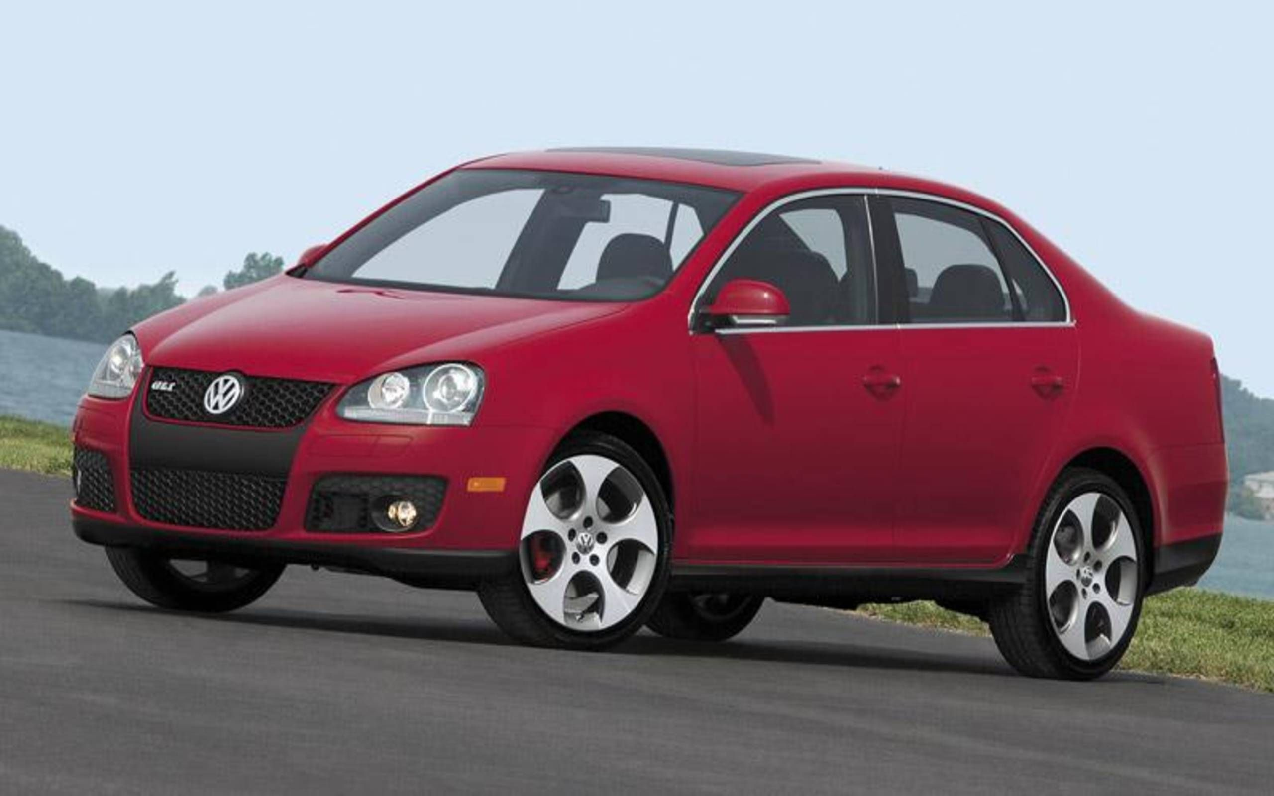2006 Volkswagen Jetta Gli Young Sibling Makes Good Finery Exceeds Gli S Faults