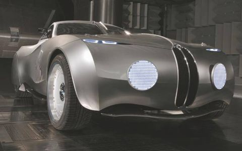 "BMW revealed the Concept Coupe Mille Miglia 2006, on May 10, in Brescia, Italy. It has styling cues from the 1940 Mille Miglia winning BMW 328 Touring Coupe and the current Z4 Coupe. The cockpit lifts up for access to the vehicle, eliminating the need for doors. The concept is constructed out of aluminum and has a carbon fiber reinforced platsic for the body. The coupe is powered by the same 343 hp I6 engine that powers the Z4 M coupe, but the intake and exhaust have been modified to give a ""racing"" sound to the car."