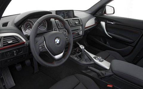The New BMW 1 Series Sport