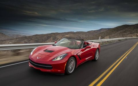 The 2014 Chevrolet Corvette Stingray Convertible is a terrific car whether you consider its price or not.