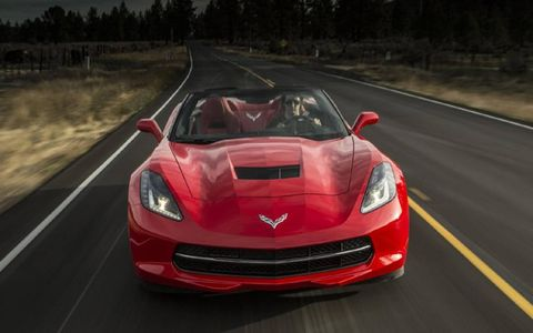 The Corvette Stingray was intended to be a convertible from the get go, which is why there is no loss in rigidity.
