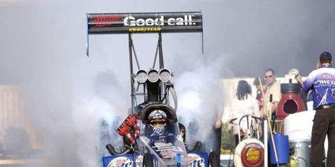 Miller Lite is ending its sponsorship of Larry Dixon's Top Fuel dragster.