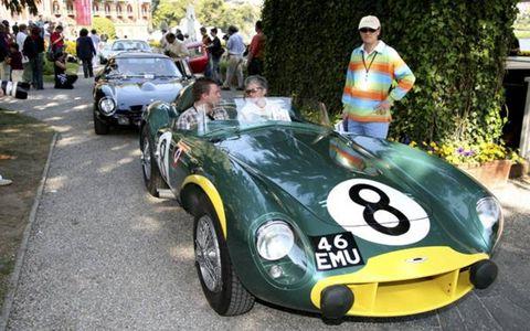 Aston Martin DB3 S 1956