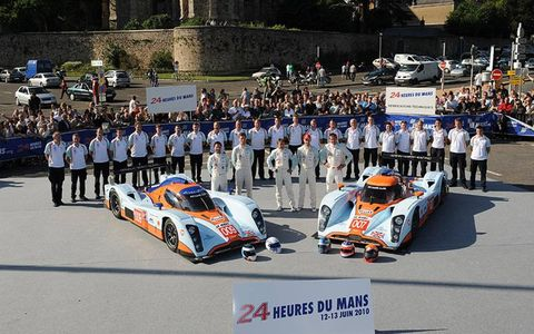 The 24 Hours of Le Mans is set for this weekend.