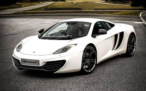 The McLaren will also come with something called Intake Sound Generator (ISG), which pipes the sound of the 3.8-liter twin-turbocharged V6 into the cabin to enhance the driving experience.