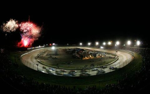 An estimated 20,000 fans attended the Prelude to the Dream event at Eldora.