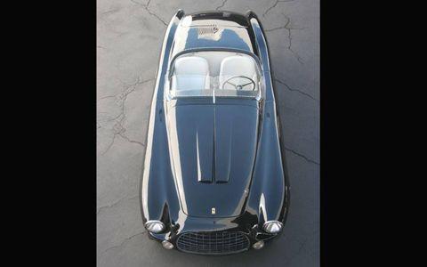 1952 Ferrari 212/225 Barchetta