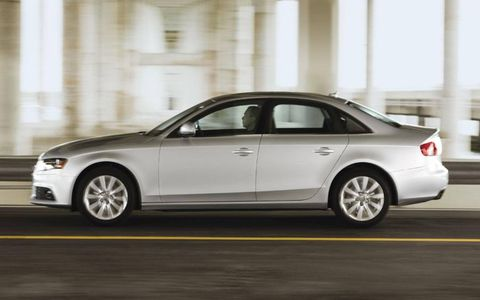 Driver's Log Gallery: 2010 Audi A4 2.0T