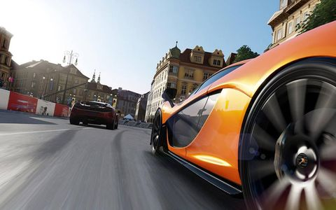 Expect Forza 5's opponents to act like humans, except there's no roommate on the couch to yell at.