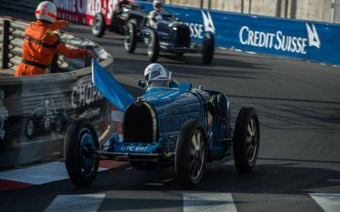 2012 MONACO: 1926 Bugatti T37.