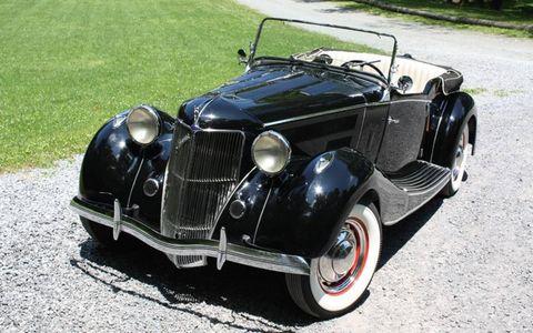 1936 JENSEN-FORD