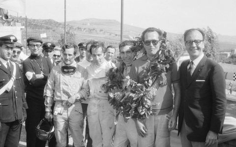 In 1968, Elford won the Monte Carlo rally, the 24 hours of Daytona, the Nurburgring 1000km ( which he would win twice more),  and the Targa Florio, all for Porsche