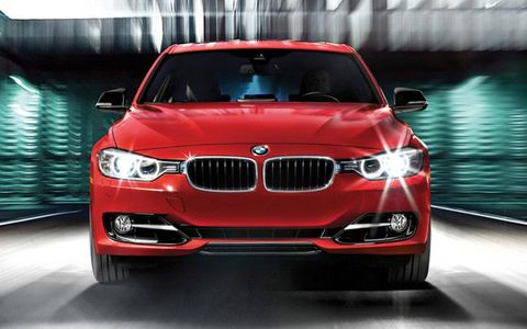The 3 series is benchmarked by the likes of Cadillac, Audi, Mercedes-Benz and Infiniti