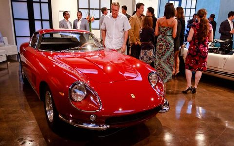 Ferrari restored this car in 2010, and displayed it in its museum in 2013.