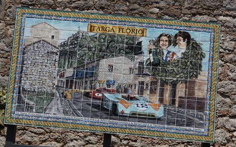 Each village has a museum to the Targa Florio