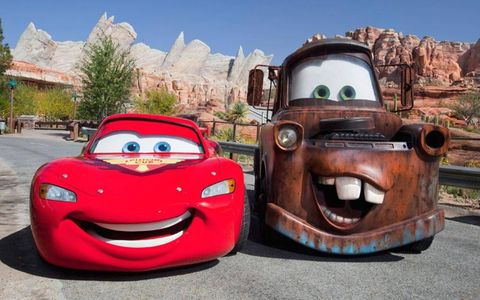 Disney and Pixar have finished a splendid collaboration to bring the town of Radiator Springs to full-size, three-dimensional life at Cars Land