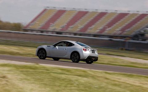 Expect the BRZ (and its Scion FR-S cousin) to follow a similar path and become a staple at road courses all over America.