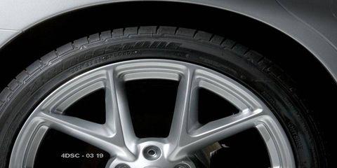 A glimpse of the 2009 Nissan Maxima.