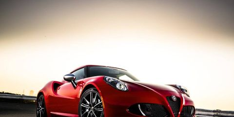 Coming to America; the 4C will reach 82 dealers later this year.