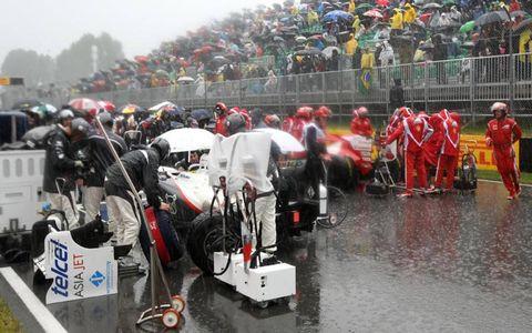 Grand Prix Circuit Gilles Villeneuve, Montreal, Canada