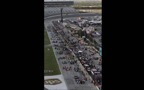 IndyCar Fort Worth, Texas, USA