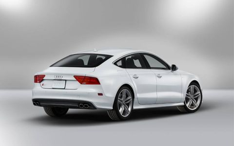 The 2013 Audi S7 has pitfalls in the transmission department.