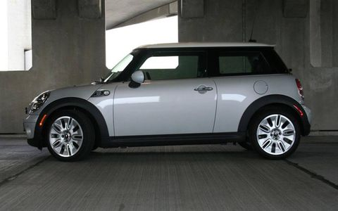 Driver's Log Gallery: 2010 Mini Cooper Camden