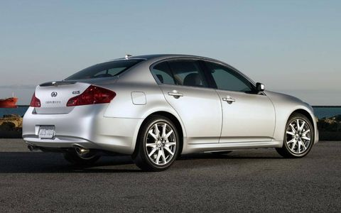 The styling is pretty sexy compared to competitors like the Mercedes-Benz C-class and BMW 3-series