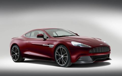 Aston Martin is reviving the Vanquish name for the replacement of the DBS coupe.