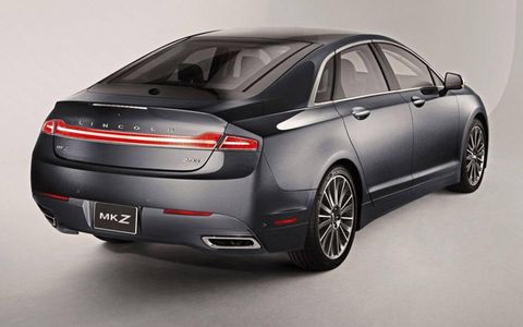 Our MKZ came at an as-tested price of $45,550
