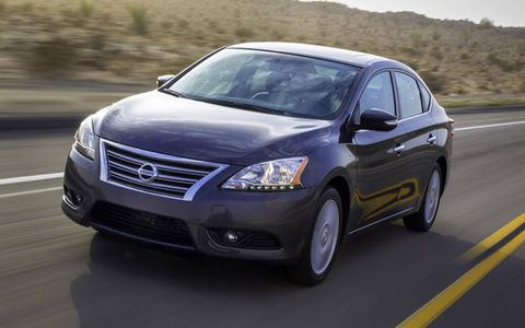 While in our fleet the 2014 Nissan Sentra SL received 32.8 mpg overall.