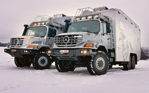 The only thing better than one Zetros? Two of them.