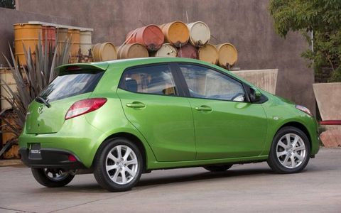 The Mazda 2 is a fun, practical and refreshingly honest little starter car