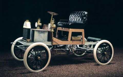 The Model B, the first Buick ever produced, is a pretty safe bet for a top-11 -- or top-anything -- list.
