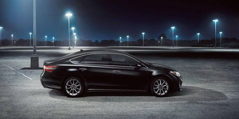 The Avalon does alot of things well, but in a way that doesn't stand out