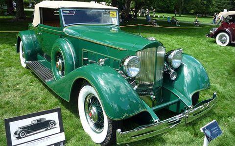 1934 Packard