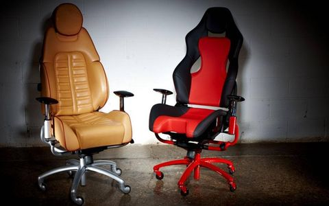 Product, Red, Furniture, Chair, Comfort, Carmine, Black, Armrest, Office chair, Still life photography,