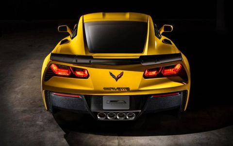 Expect to see the Z06 sometime early next year.