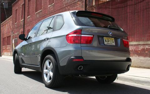 Driver's Log Gallery: 2010 BMW X5 xDrive35d