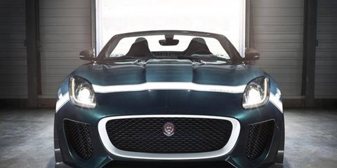 The 2014 Project 7 will be unveiled at the Goodwood Festival of Speed.