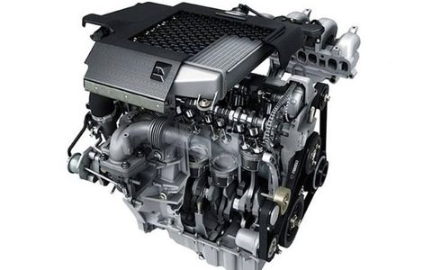 The 2.3-liter turbocharged I4 produces 263 hp and 280 lb-ft of torque