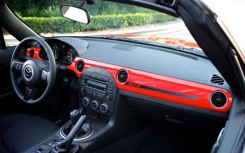 Still having fun with Mazda's MX-5 Miata.