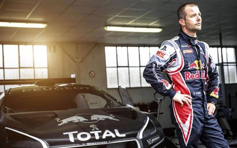 All eyes will be on World Rally Championship legend Sebastien Loeb and his Peugeot this weekend at Pikes Peak.