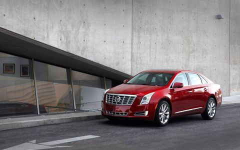 Powertrains for front- and all-wheel-drive XTS models will be a 3.6-liter direct-injection V6 hooked to a six-speed automatic.