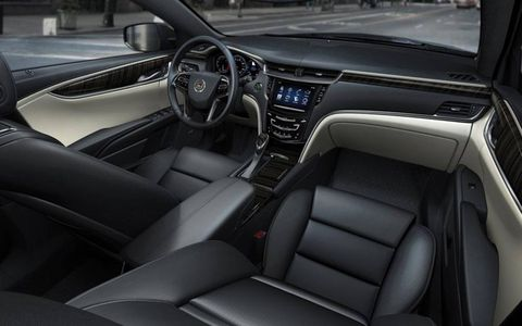 Along with gobs of passenger space and luggage space (18 cubic feet of it), the new XTS showcases Cadillac's suite of safety and convenience  technologies.